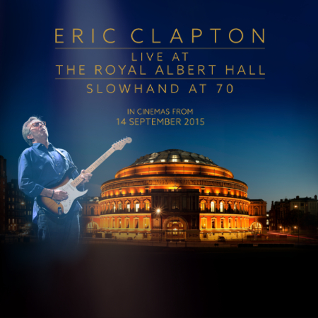 watch the first clip from eric clapton live at the royal albert hall concert film. Black Bedroom Furniture Sets. Home Design Ideas