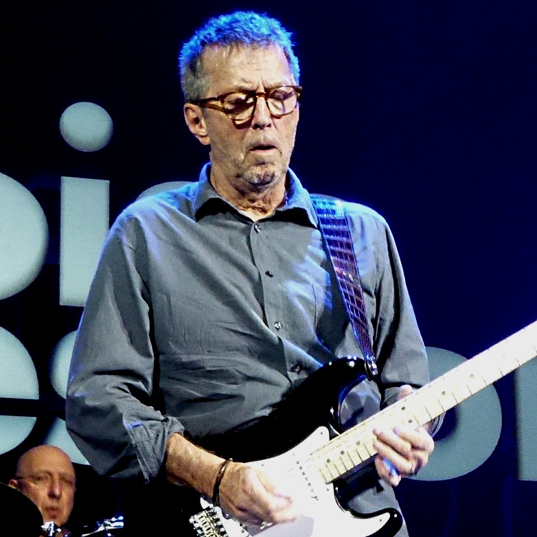 Cocaine Live Eric Clapton: Eric Clapton Live From Basel On SRF3