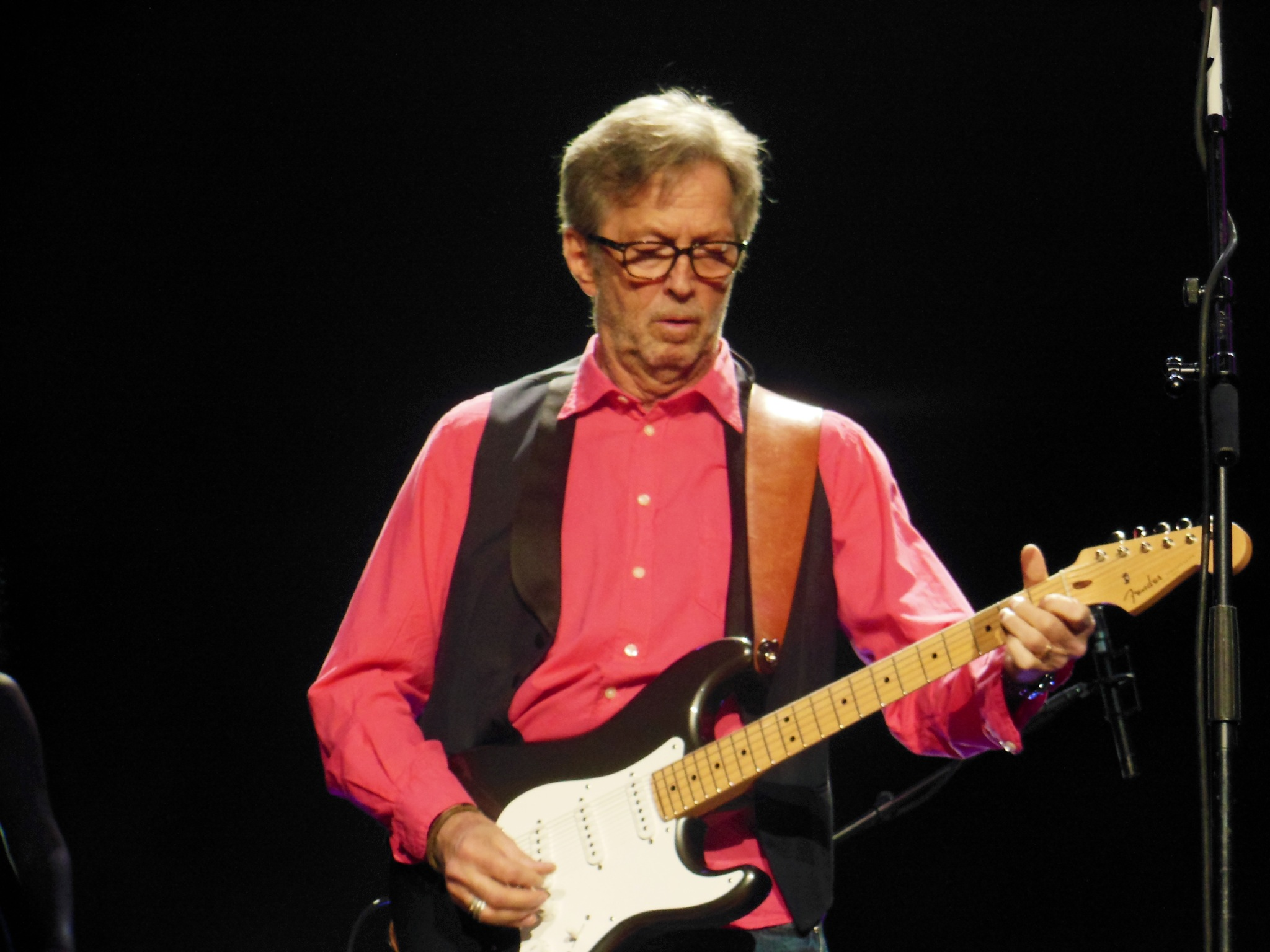 how to play tell the truth by eric clapton