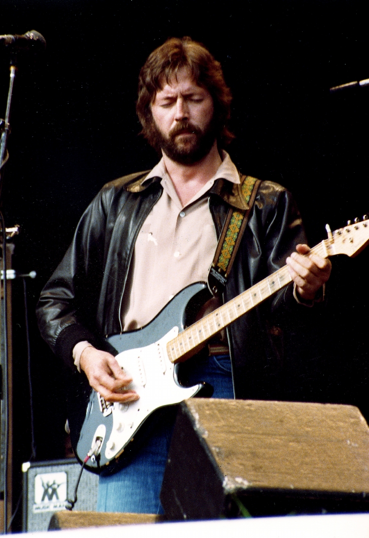 Eric Clapton Photo Gallery: The 1970s