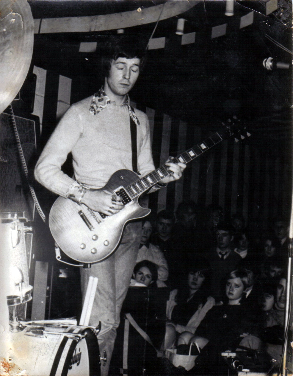 Eric Clapton Photo Gallery: The 1960s