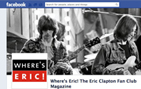 Where's Eric! on Facebook