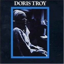 Doris Troy album art for self-titled album Apple Records 1970 featuring Clapton