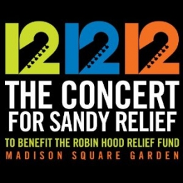 12.12.12: The Concert For Sandy Relief (CD / Columbia 2013)