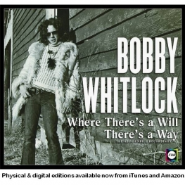 Bobby Whitlock - Where There's A Will, There's A Way (2013 - Future Days)