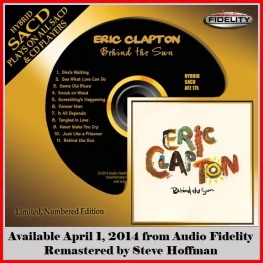 Eric Clapton - Behind The Sun (2014 Remaster - Audio Fidelity)