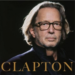 Clapton - EC's 19th Studio Album (Courtesy: Reprise / WBR)