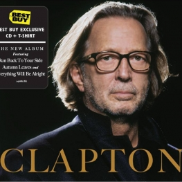 Clapton - Best Buy Edition with T-Shirt