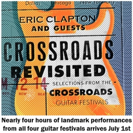 Eric Clapton Crossroads Revisited (2016)