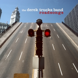 album art - Derek Trucks Band Roadsongs - Sony Masterworks