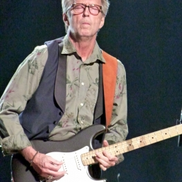 Eric Clapton - Houston TX 16 Mar 2013 (Photo: Hiro Kamei)