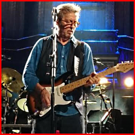 Eric Clapton Performs At The Royal Albert Hall 14 May 2015 (Photo: Ann Crick)