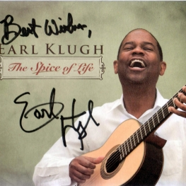 Earl Klugh The Spice of Life CD (Koch Records 2005)