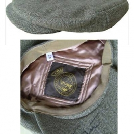 Clapton signed JC Cording & Co Flat Cap