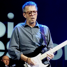 Eric Clapton - Basel Nov 2013 (Photo: Heidi Widmer)