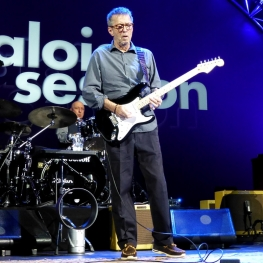 Eric Clapton 14 Nov 2013 Basel (Photo: Heidi Widmer)