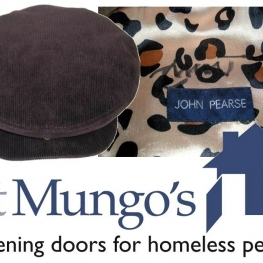 Eric Clapton St Mungo 2012 Celebrity Hat Auction