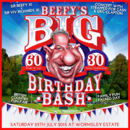 Ian Botham - Beefy's Big 60th Birthday Bash (2015)