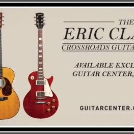 The Eric Clapton Crossroads Guitar Collection