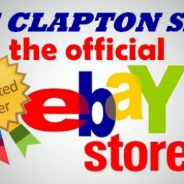 Eric Clapton Sales - Official eBay Store