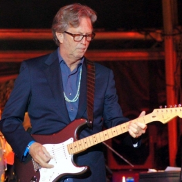 Eric Clapton at Wintershall Estate, Surrey - 4 June 2011 (Tim Page)