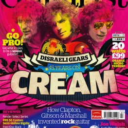 Guitarist - July 2012 - Disraeli Gears 45 Years On