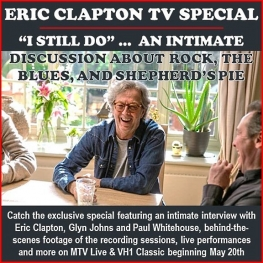 Eric Clapton - I Still Do TV Special 2016