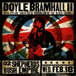 Doyle Bramhall II - Shepherds Bush Empire Feb 18 2015