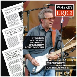 Where's Eric! Issue 44