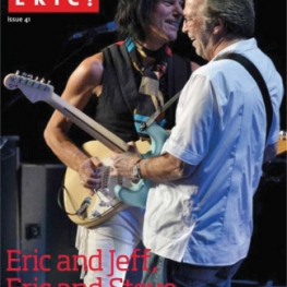 eric clapton magazine, eric clapton fan club magazine, where's eric magazine
