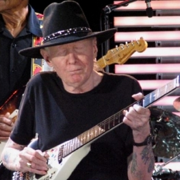Johnny Winter - Crossroads Festival 2007 (Photo: Sam Mangano)