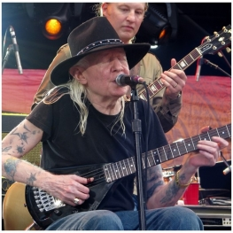 Johnny Winter (Photo: Steve Proctor)
