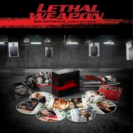Lethal Weapon Soundtrack Collection (La La Land Records - 2013)