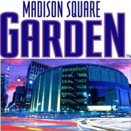 Madison Square Garden - Site of Crossroads Guitar Festival 2013