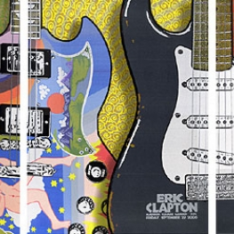 Msg 39 06 Ltd Ed Clapton Posters Available For Online Purchase