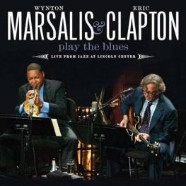 Marsalis & Clapton: Play The Blues CD / DVD (2011 - Reprise)