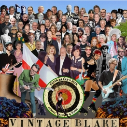 Sir Peter Blake - Vintage Festival 2012 Poster