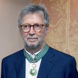 Eric Clapton - May 25, 2017 (Photo: French Embassy / UK)