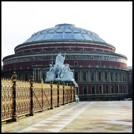 Royal Albert Hall, London (Photo: Heidi Widmer)