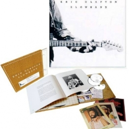 Eric Clapton - Slowhand 35th Anniversary Multi-Format Release (Nov 2012)