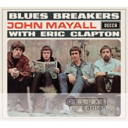 John Mayall with Eric Clapton Blues Breakers - Deluxe Edition (2009 US)