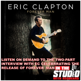 Eric Clapton Intervew With Redbeard - Forever Man 2015