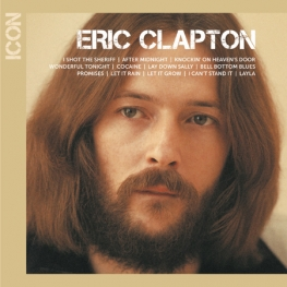 Eric Clapton - Icon Edition (Single Disc, 2011, Universal Music)