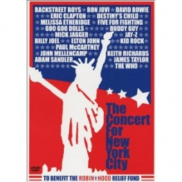 Concert For New York City
