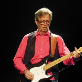 Eric Clapton - Dallas TX 2013