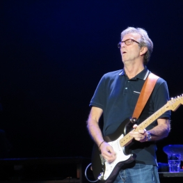 Eric Clapton - RAH 26 May 2013 - Photo by Ross and Joanne North Sandwich NH