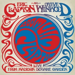 Clapton Winwood nominated for grammy awards for Live From Madison Square Garden