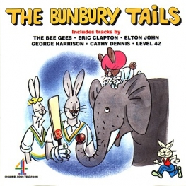 art The Bunbury Tails CD with Eric Clapton, Bee Gees, George Harrison