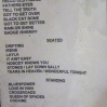 Eric Clapton Set List - Royal Albert Hall 17 May 2013