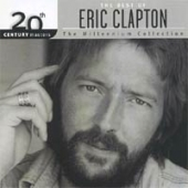 Album Artwork for The Millennium Collection: The Best of Eric Clapton